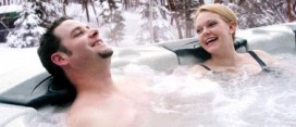 Winterize Hot Tub Spa