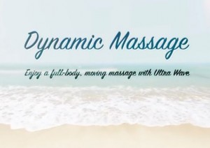 Dynamic massage at Hot Tub Outpost