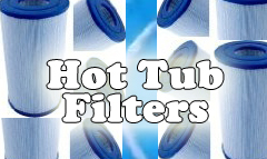 Hot Tub Filters for the U.S. and Canada