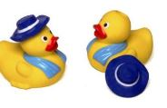 Spa duck fragrance dispenser