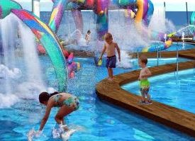 Kids Water Park Water Quality - A Private Pool May Be Better