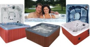 QCA spas made in th usa