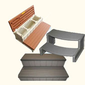 hot tub spa parts and accessories