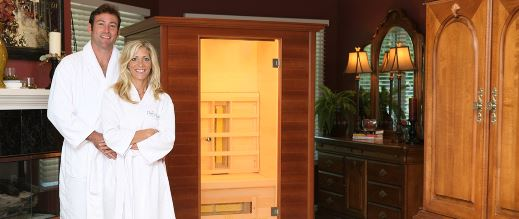 Health Benefits infrared sauna