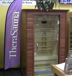Therasauna Infrared Heater