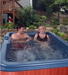 QCA Spas hot tub chemicals