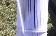 Spray Hot Tub Filter